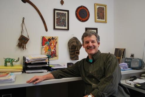 Tim in office